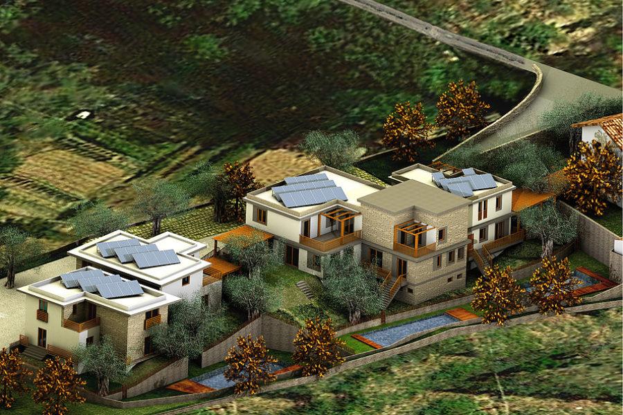 STUDIO ROMANCIUC – Residence Collerisana (Spoleto)