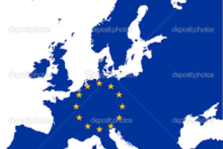 Repower Mappa Europa