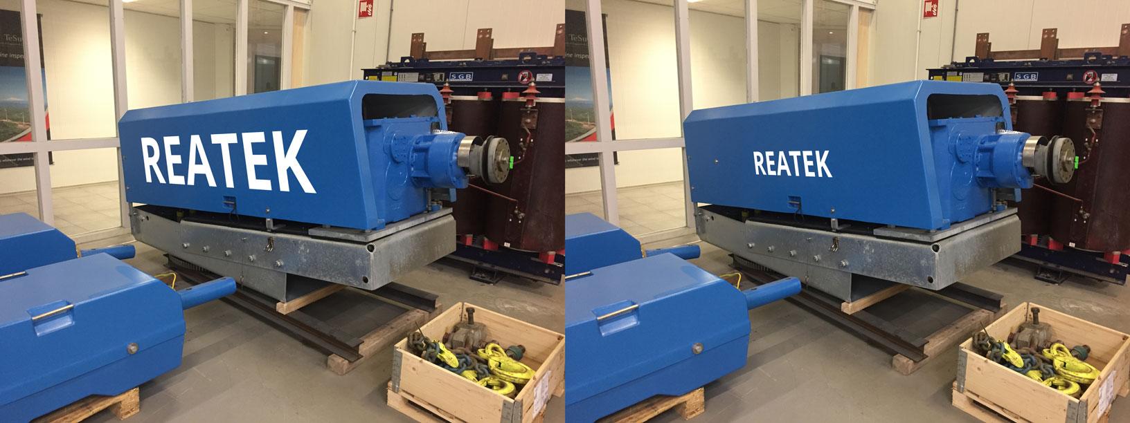 RK1,RK2 -Realizzazione Impianti Eolici