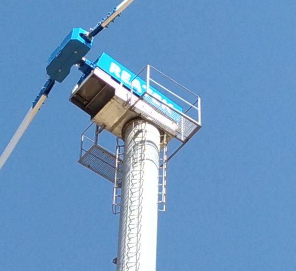 Reatek: turbina eolica 60Kw