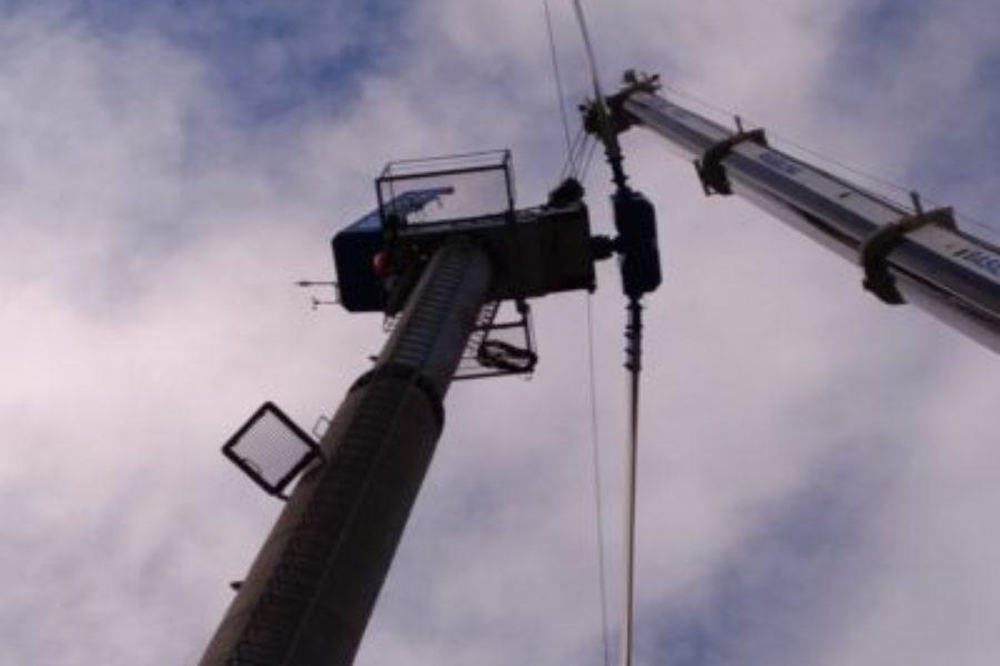 REATEK: con generatore eolico ABB